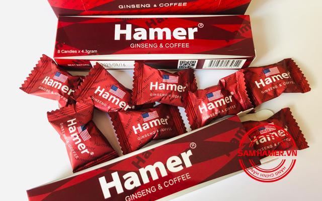 Hamer ginseng coffee